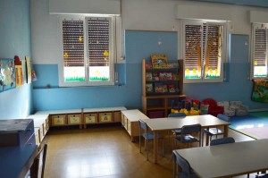 Aula classe Stelline